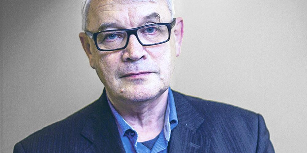 Professor Alvydas Paunksnis