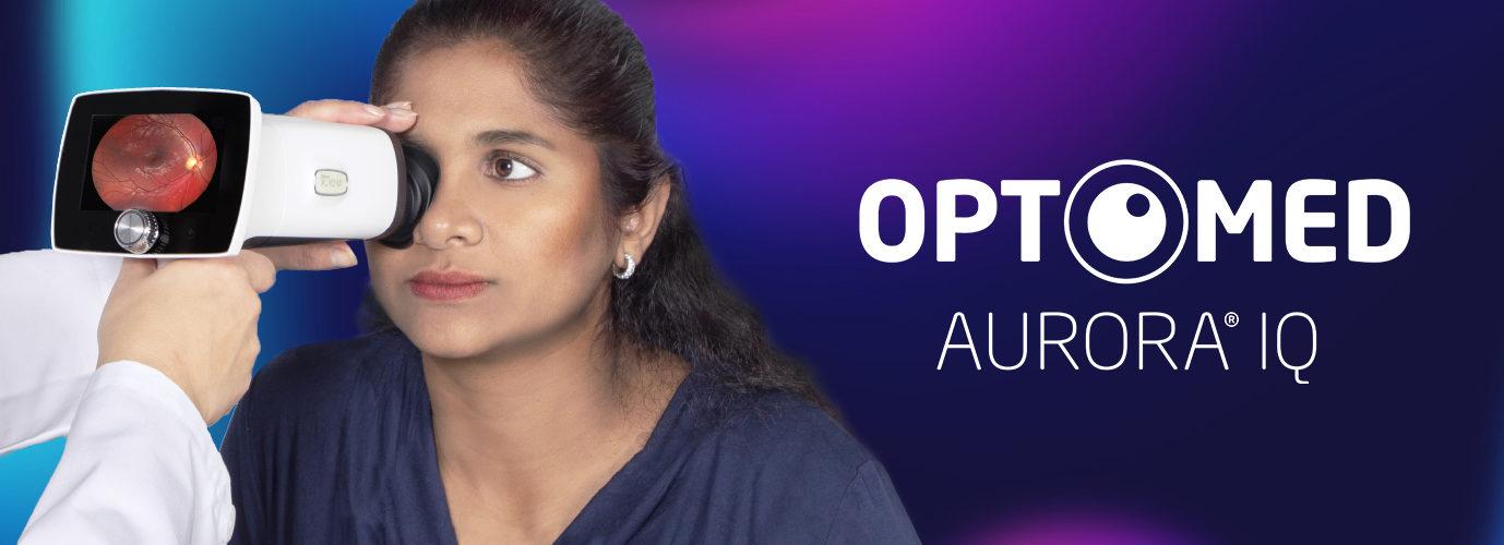 Optomed Aurora IQ